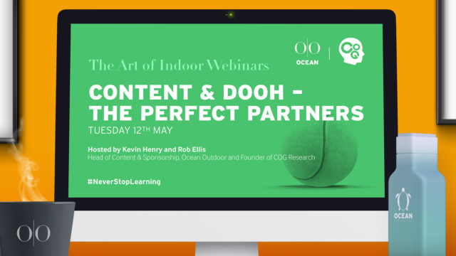 4. Content and DOOH – The Perfect Partners