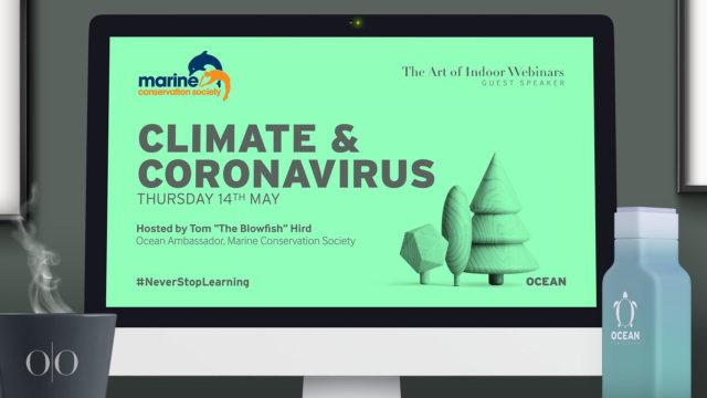 Climate & Coronavirus (with Tom