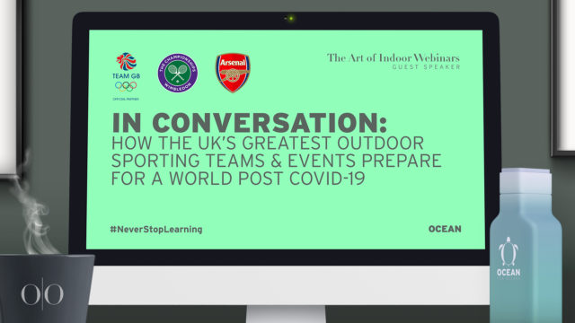 In Conversation – How the UK's greatest outdoor sporting teams and events prepare for a world post COVID-19